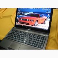 Шустрый 4-х ядерный ноутбук ASUS X52N в идеальном состоянии