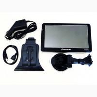 """7"""" GPS навигатор Pioneer 718 - 8gb 800mhz 256mb IGO+Navitel+CityGuide"""
