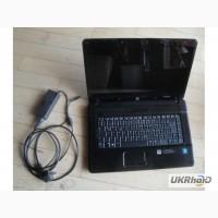 Нерабочий ноутбук HP Compaq 615 на запчасти