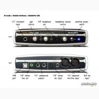 Продам Звуковую карту M-audio mobile pre usb 1200 грн. б/у