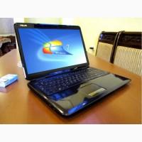 Производительный, игровой ноутбук Asus K50AF//
