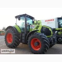 Сельхозтехника CLAAS. Трактор Claas Axion 870 CMATIC