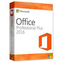 Microsoft Office 2016 Professional Plus ключ активации лицензионній