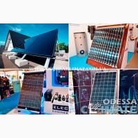 Солнечные коллекторы Одесса установка солнечных панелей