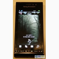 Sony Ericsson Satio (U1i) Black, Headset HPM-90