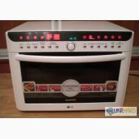 3 в 1: Микроволновка + духовка + гриль (СВЧ) LG MP-9482 SW