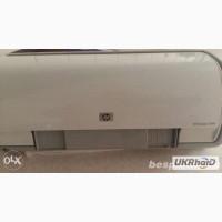 Продам струйный принтер HP Deskjet 3940 вместе с заправочным набором