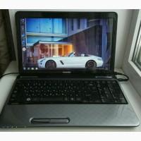 Красивый, игровой ноутбук Toshiba Satellite L755D