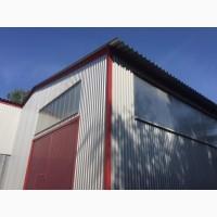 В аренду склад в Киевской области в г. Ирпень площадью 120 м. кв., высота 5 метров