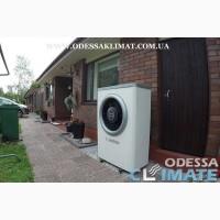 Тепловые насосы Bosch Compress Одесса купить установка тепловых насосов