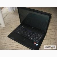 Нерабочий ноутбук на запчасти Samsung R58 plus
