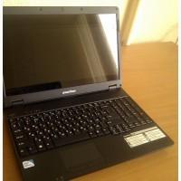Мобильный, двух ядерный ноутбук Acer eMachines E528