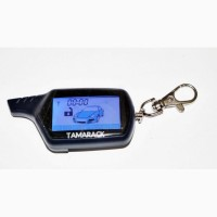 2х сторонняя автосигнализация Tamarack Twage B9 с автозапуском (аналог StarLine)