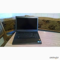 DELL Precision M4600, 15, 6 1920x1080, Intel i7-2760QM, Nvidia 1000M, 8GB, 320GB. Апгрейд