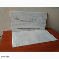 Плитка мраморная белая, черная, коричневая, зеленая, красная : 610х305х10 мм. и.т.д