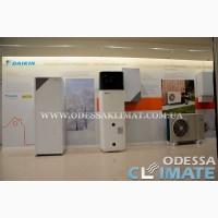 Тепловые насосы Daikin Altherma Одесса купить установка тепловых насосов