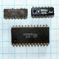 Продаются наборы отечественных микросхем 155 серии TTL