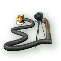 Вентилятор ВСП-500 вентилятор для продувки колодцев ВСП-500 переносной вентилятор