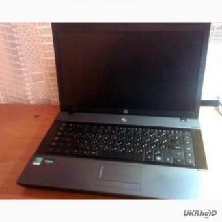 Продажа нерабочего ноутбука HP Compaq 625 на запчасти