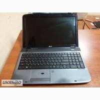 Ноутбук Acer aspire 5536 на запчасти