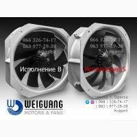 Осевые AC-вентиляторы WEIGUANG серии YWF 2E … GB