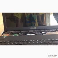 Ноутбук ASUS X551M по частям