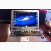 Небольшой ноутбук MSI VR320x (13, 3 экран 2 ядра 2 Гига )