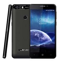 Смартфон Leagoo KIICAA Power 2 сим, 5 дюй, 4 яд, 16 Гб, 8+8 Мп, 4000 мА/ч