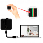 Многофункциональная мини экшн-камера с функцией видеорегистратора