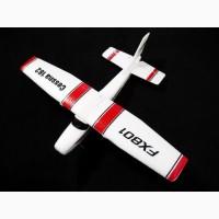 Самолет с пультом дистанционного управления Cessna 182 (FX801) 385 мм
