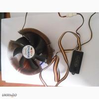 Zalman quiet cpu cooler 2 ball bearing