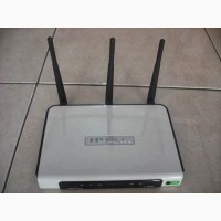 Wi-Fi роутер TP-LINK TL-WR940N 300Mbps Wireless N Router