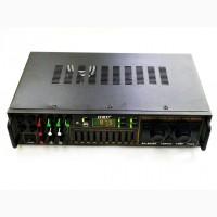 Усилитель AV-663BT Bluetooth FM SD USB AUX Караоке 4xМикрофона