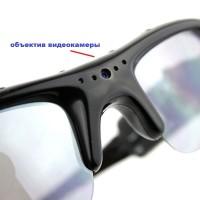 Солнцезащитные умные очки с цифровой НD камерой аудио-видео регистратор мини DVR