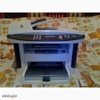 МФУ лазерное с автоподатчиком HP LaserJet M1522n
