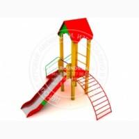 Различные детские игровые площадки со склада