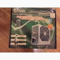 Продам бу блок питания: Switching Power Supply 400W Power Lux ATX