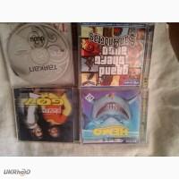Диски, DVD, игры, фильмы