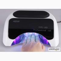 48 Ватт гибридная CCFL+LED ультрафиолетовая лампа с датчиком (сенсором) руки