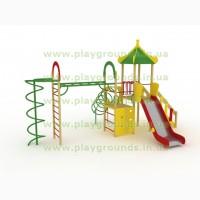 Детские площадки для детского сада -обновленная тематика