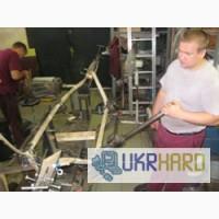 Замена жестких секций в роторах