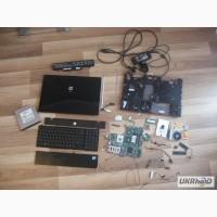 Нерабочий ноутбук HP 4510s на запчасти
