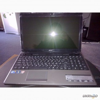 Разборка нерабочего ноутбука Acer TravelMate 4520G