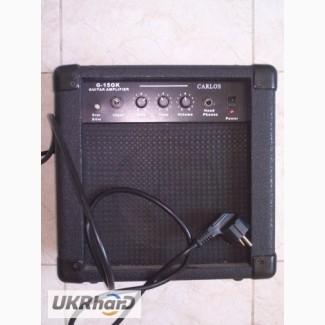 Продам усилитель низкой частоты (Guitar lifier), ф-ма CORSAR, мод. G 15 GK, 20 W Mах