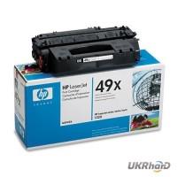 Картридж hp Q5949X BLACK для hp LJ 1320 (49X)
