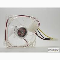 Продам новый вентиллятор 8025(8х8см) с подсветкой