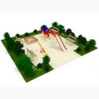 Детские площадки всегда в наличии со склада
