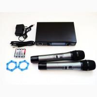 Радиосистема Max DH-769 база 2 радиомикрофона