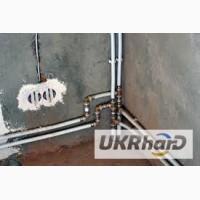 Сварка и разводка труб водопровода и отопления