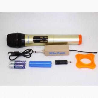 Микрофон беспроводной Su-Kam SM-810A